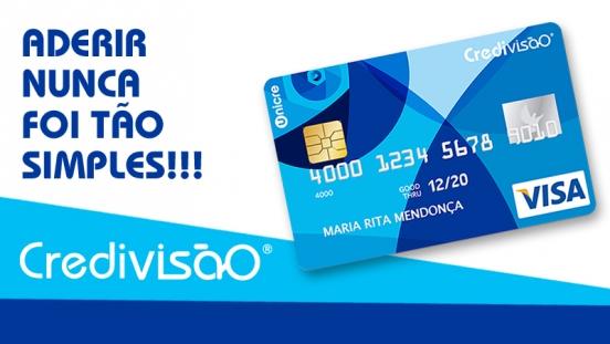 Cartão de Crédito Visa Credivisão