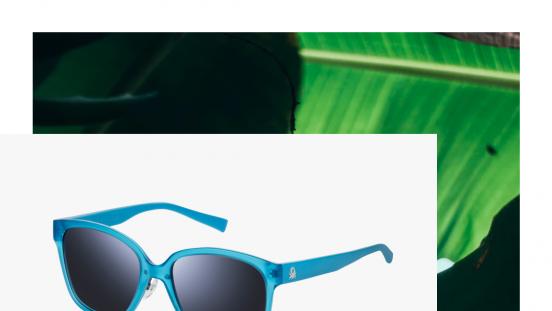 Nova coleção de Óculos Benetton