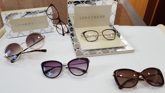 Nova coleção de Óculos Longchamp