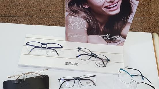 Nova coleção de Óculos Silhouette